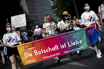 Christopher Street Day Berlin