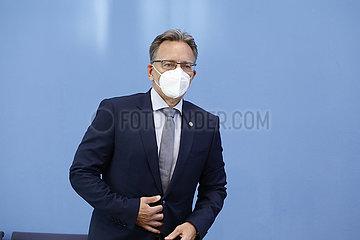 Bundespressekonferenz zum Thema: Vorstellung des Rauschgiftlagebildes 2020