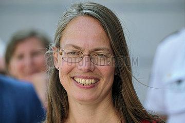 Deutschland  Bremen - Sascha Aulepp (SPD)  Bremer Senatorin fuer Kinder und Bildung