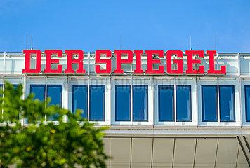 Der Spiegel  Hamburg  Deutschland  Europa