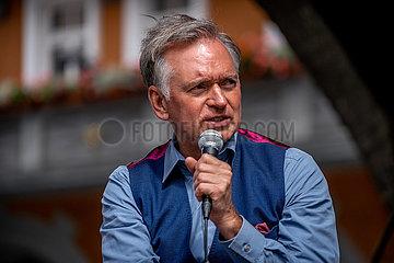 Kabarettist Christian Springer