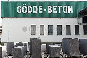 Gödde-Beton Werk