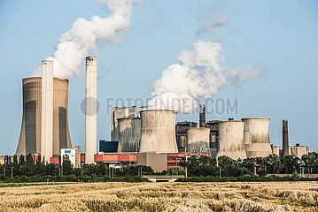 Kohlekraftwerk Niederaussem