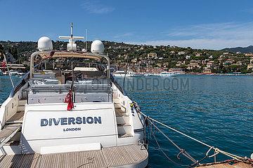 Urlaubsort Santa Margherita  Italien