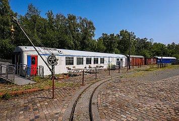 Industriemuseum Zeche Nachtigall  Muttental  Witten  Ruhrgebiet  Nordrhein-Westfalen  Deutschland