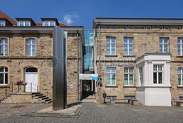 Stadtmuseum  Blankenstein  Hattingen  Ruhrgebiet  Nordrhein-Westfalen  Deutschland
