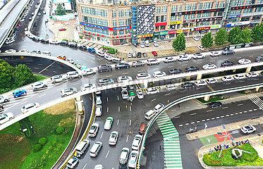 CHINA-HENAN-ZHENGZHOU-REGENSTURM-ALERT (CN)
