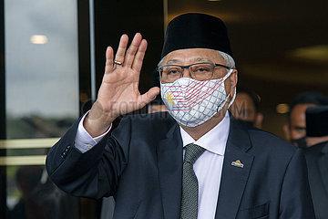 MALAYSIA-NEW PREMIERMINISTERS