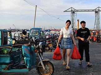 CHINA-FUJIAN-Land-Vitalisierung (CN)