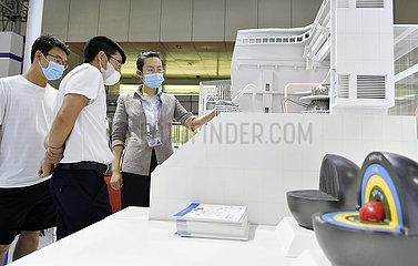 CHINA-NINGXIA-Arabisches STATES EXPO-ENERGY (CN)