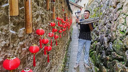 CHINA-FUJIAN-RURAL VITALIZATION (CN)