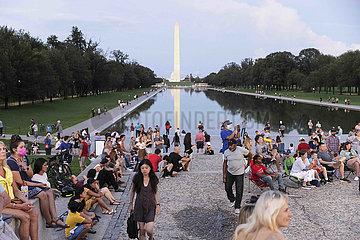 US-WASHINGTON-D.C.-SOMMER