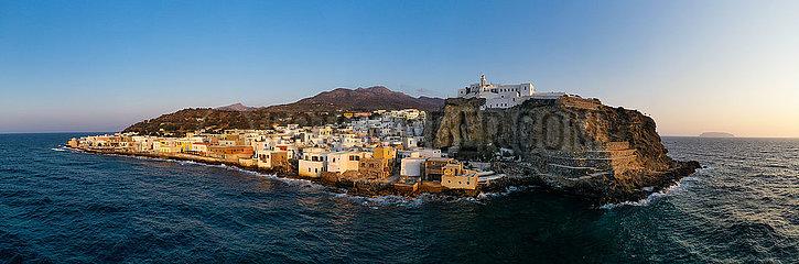 Vulkaninsel Nisyros  Insel der Dodekanes