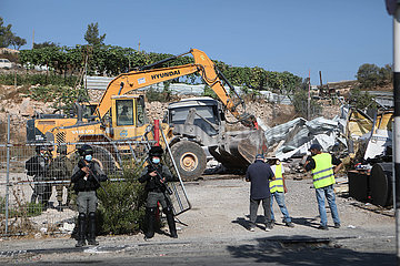MIDEAST-HEBRON-WORKSHOP-ABOLITION