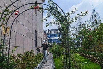 China-Zhejiang-jiaxing-ländliche Entwicklung (CN)