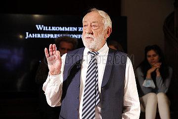 Jahrespressekonferenz  Schlosspark Theater  24. August 2021