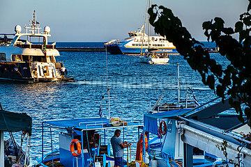 Samos  Insel der Dodekanes