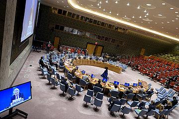 UN-Sicherheitsrat-Midfahren-Treffen