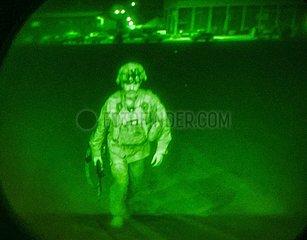 Letzter US-Soldat verlaesst Afghanistan am 30.08.2021