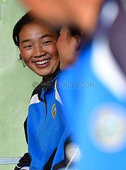 China-Gansu-Gannan-Luqu Tibetaner Middle School-New Semester (CN)