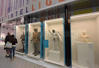 Österreich-Wien-Wien-Museum für Wissenschaft und Technologie