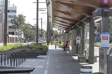 Australien-Canberra-Covid-19-Lockdown erweitert