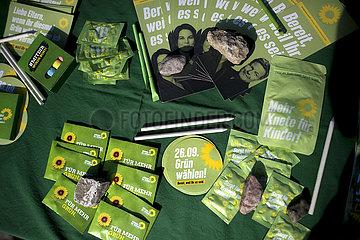Annalena Baerbock - Election Campaign