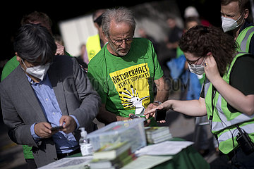 Green Party - Election Campaign