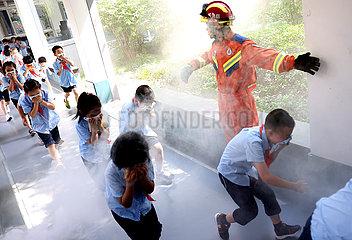 China-Schools-New Semester (CN)
