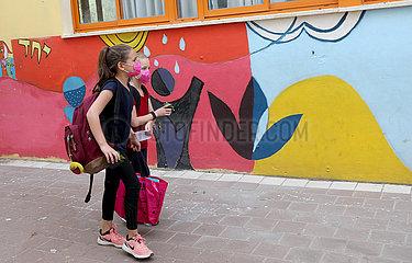 Israel-modiin-erster Tagesschule