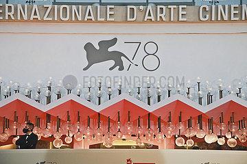 Italien-Venedig-Film Festival-Kickoff