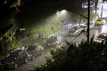 U.S.-New York-Hurrikan IDA