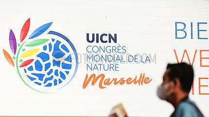 Frankreich-Marseille-IUCN-Weltkonferenz-Kongress