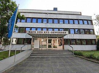 Haus des KFZ-Gewerbes