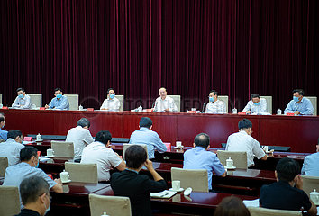China-Beijing-Huang Kunming-Entertainment-Branchenkonferenz (CN)