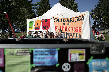 Hungerstreik Klima