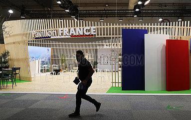 Frankreich-Marseille-World Congress-Kongress-Eröffnung