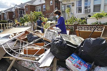 U.S.-New York-IDA-Aftermath