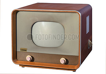 Fernseher Weissensee FS02  DDR  1958