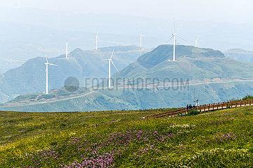 China-Guizhou-ländlicher Tourismus (CN)