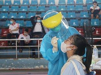 Vietnam-Schulen-Eröffnung
