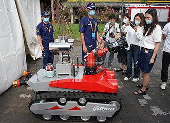 China-Beijing-Ciftis-Mitarbeiter (CN)