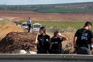 Israel-Gilboa-Gefängnis-Palästinenser
