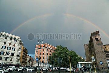 Italien-ROM-Regenbogen