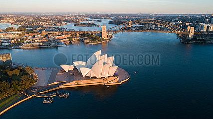 Australien-Sydney-Covid 19-Lockdown