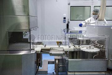 Malaysia-Kuala Lumpur-China-Cansino-Impfstoff-Fabrik-Testlauf
