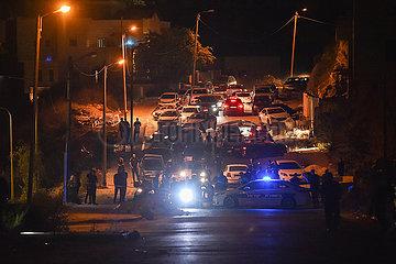 Israel-Nazareth-Gauner-Palästinenser-Capture