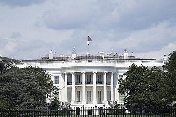 U.S.-Washington  d.c.-9/11 Angriffe-20. Jahrestag