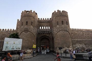 Ägypten-Kairo-Historische Kairo-Ansicht