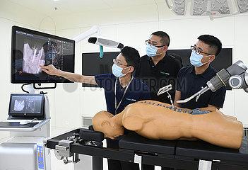 China-Peking-orthopädischer chirurgischer Roboter (CN)